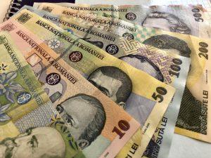 Bancnote lei